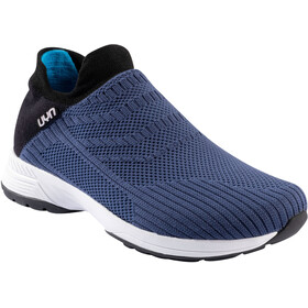 UYN Free Flow Master Shoes Men, blue/black